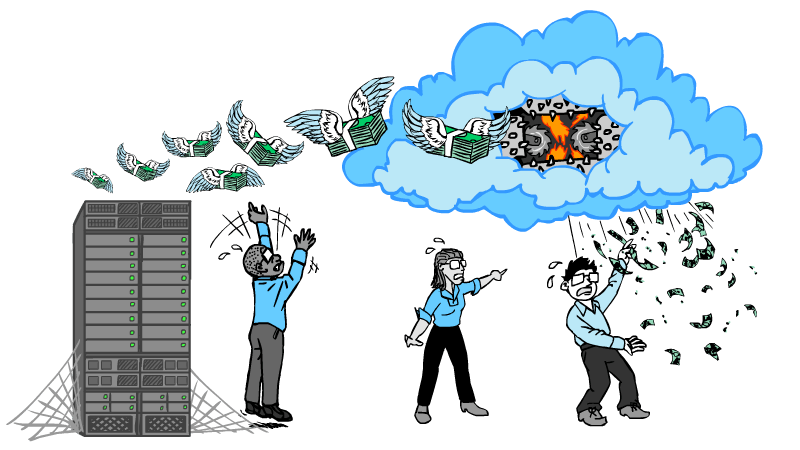 Moving to Public Cloud | Digital Transformation Trends